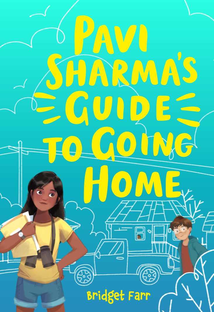 Pavi Sharma's Guide to Going Home front cover